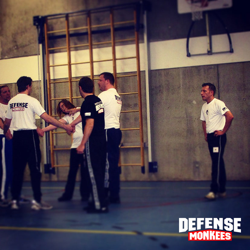 Krav Maga DefenseMonkees Maastricht